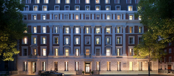 NO.1 GROSVENOR SQUARE: NEW PROJECT